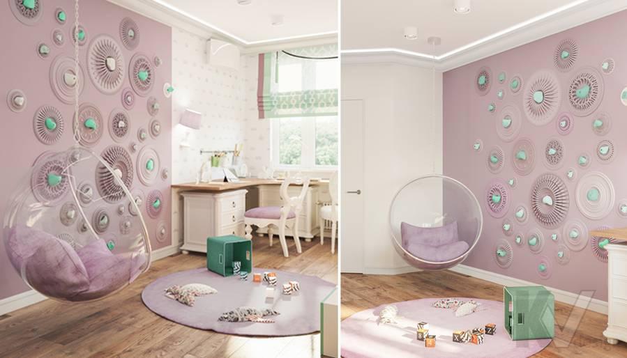 Наш вариант детской в квартире на Ленинском проспекте - 3