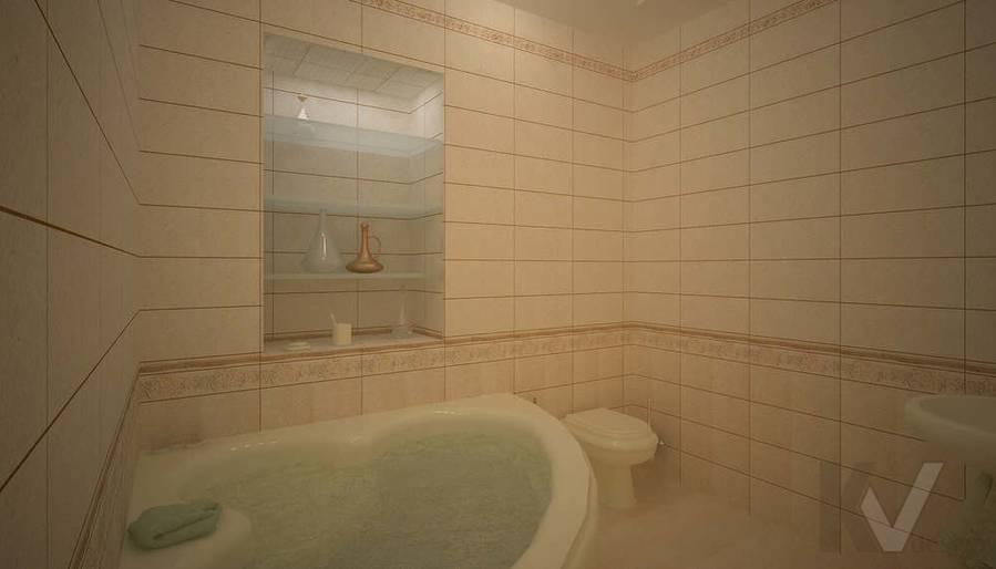 дизайн ванной, Мытищи
