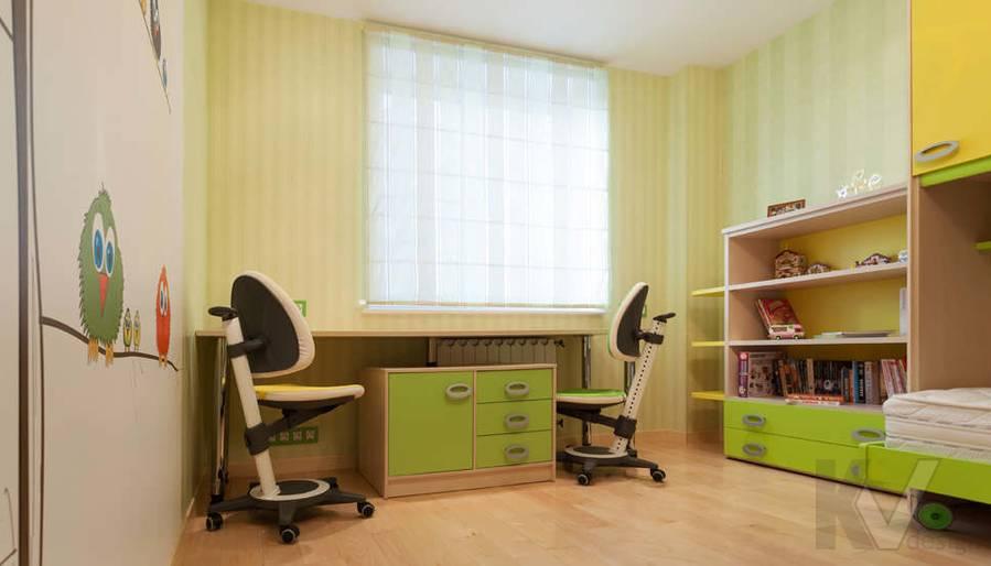 Фото дизайна детской комнаты - 1