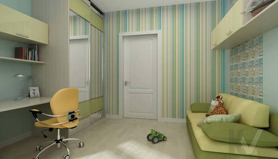 дизайн детской комнаты, П-44Т