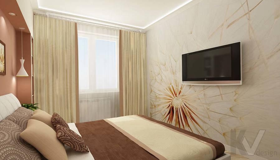 Дизайн спальни - 3, Солнцево Парк