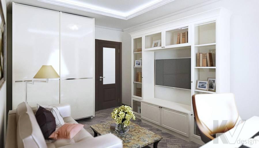 Гостевая комната в 4-комнатной квартире, Реутов - 4