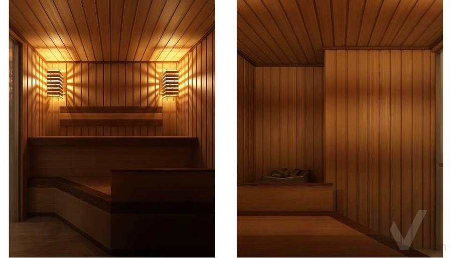 Дизайн ванной в 2-комнатной квартире в Мытищах - 4