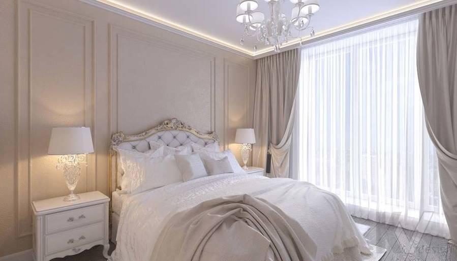 Дизайн гостевой комнаты в доме, КП «Парк Авеню» - 1