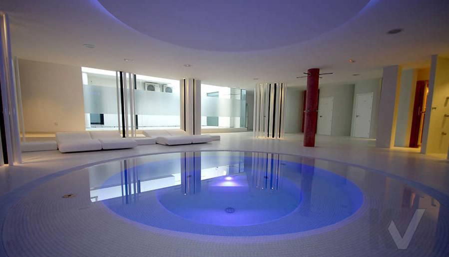 Дизайн СПА-салона, бассейн-1