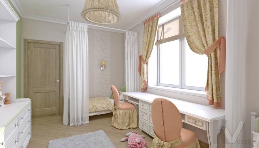 Детская в 4-комнатной квартире, м. Киевская - 2