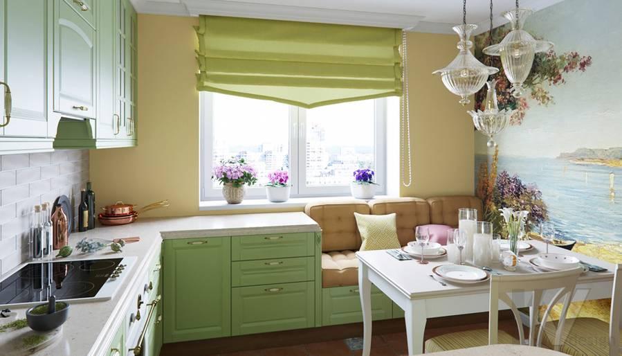 Дизайн кухни в квартире серии П-3, Ясенево - 4
