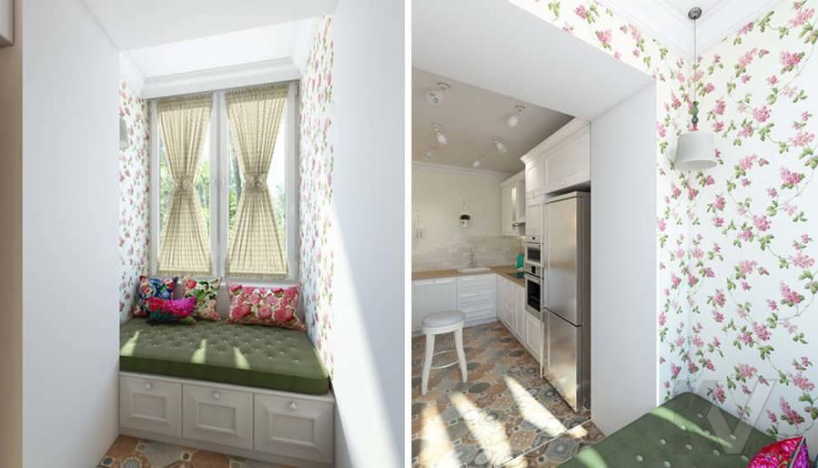 дизайн коридора в 3-комнатной квартире, Новая Москва - 1