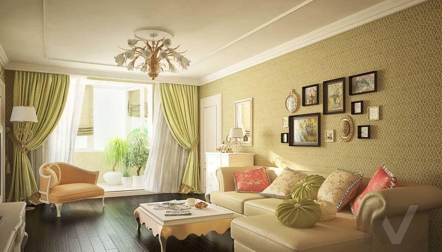 Дизайн квартиры, Подольск