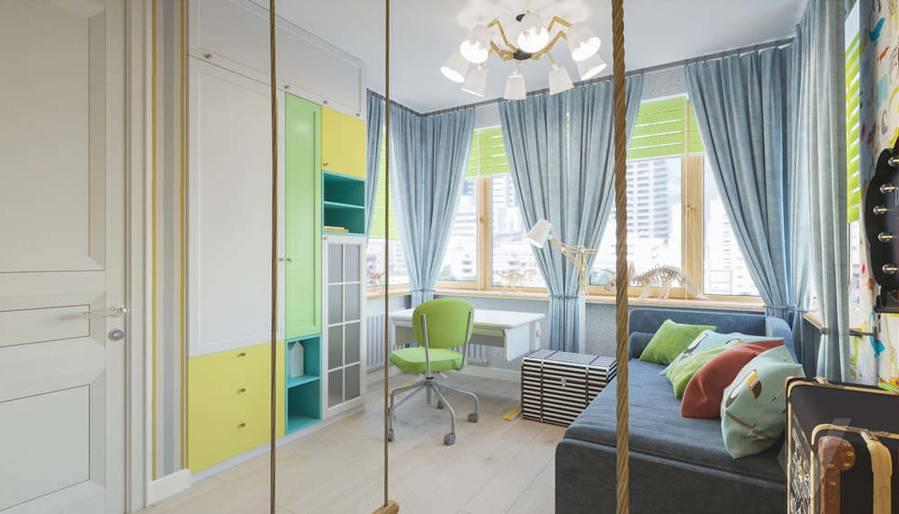 Ванная комната в квартире в ЖК Union Park - 4