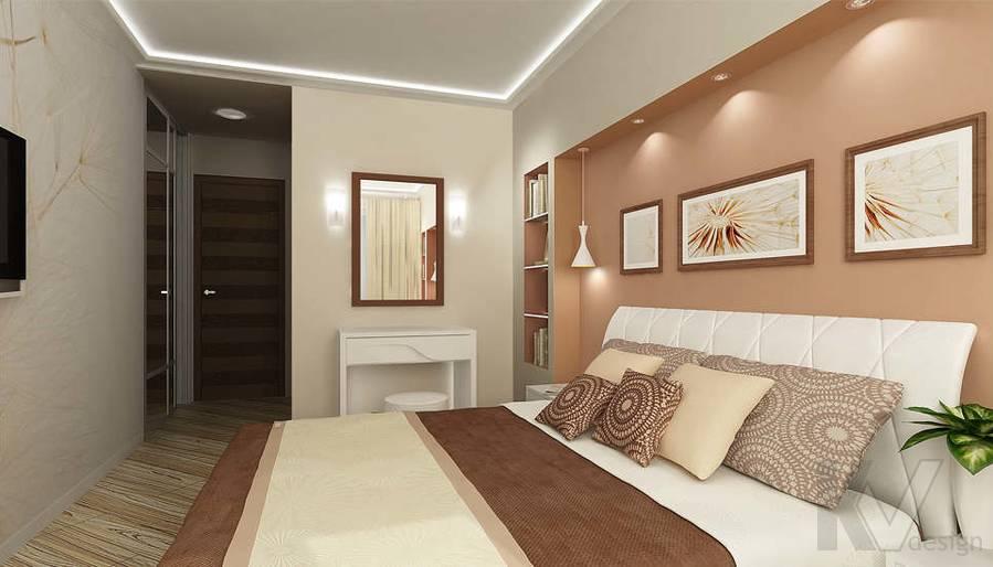 Дизайн спальни - 2, Солнцево Парк