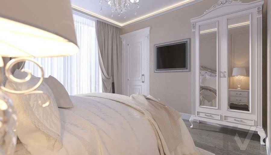 Дизайн гостевой комнаты в доме, КП «Парк Авеню» - 4