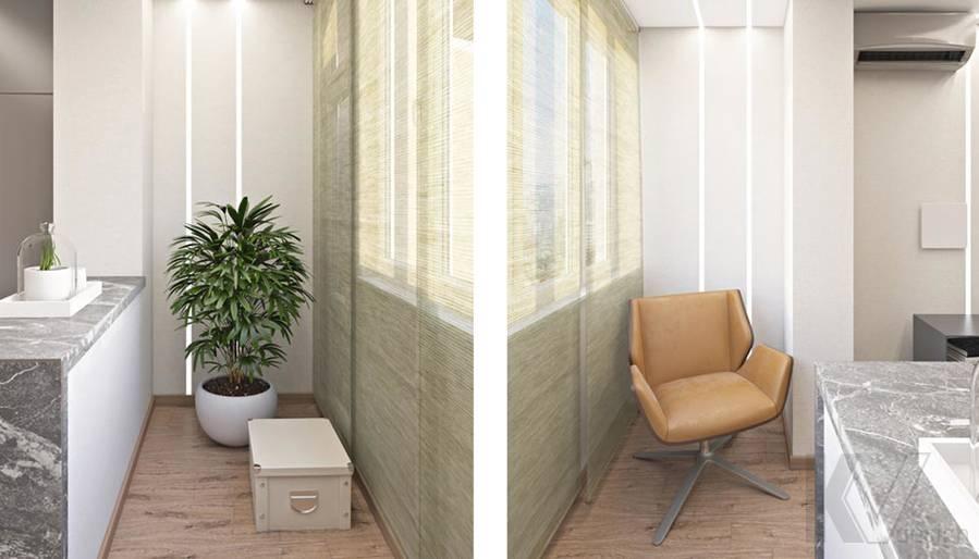 Спальня в квартире П-44Т в г. Московский - 6