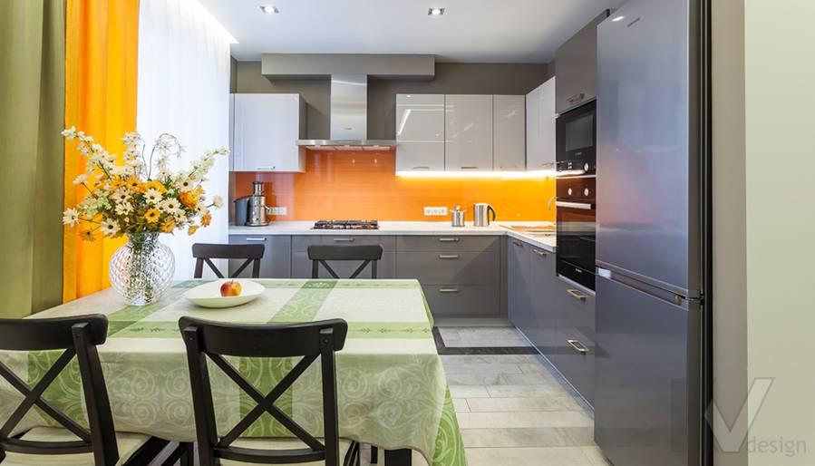 Фото кухни на проспекте Вернадского - 2
