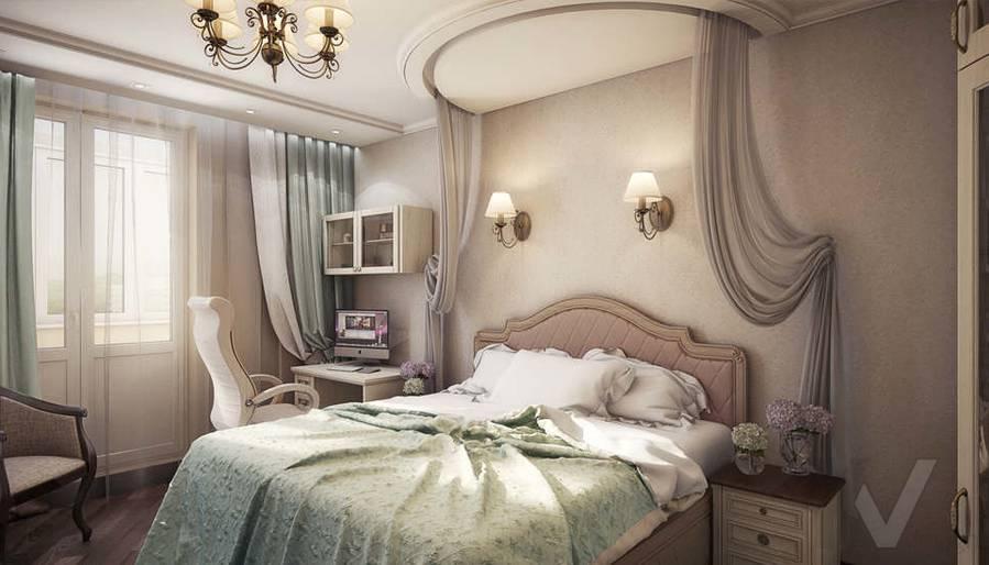 дизайн спальни, Одинцово - 1