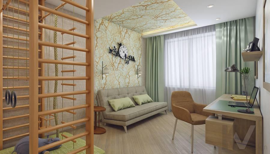 Гостевая комната в 4-комнатной квартире, м. Киевская - 1