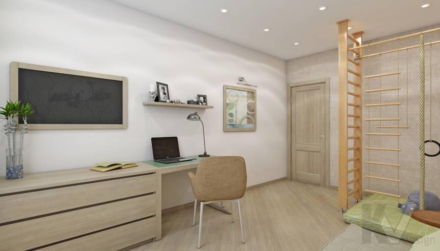 Гостевая комната в 4-комнатной квартире, м. Киевская - 3