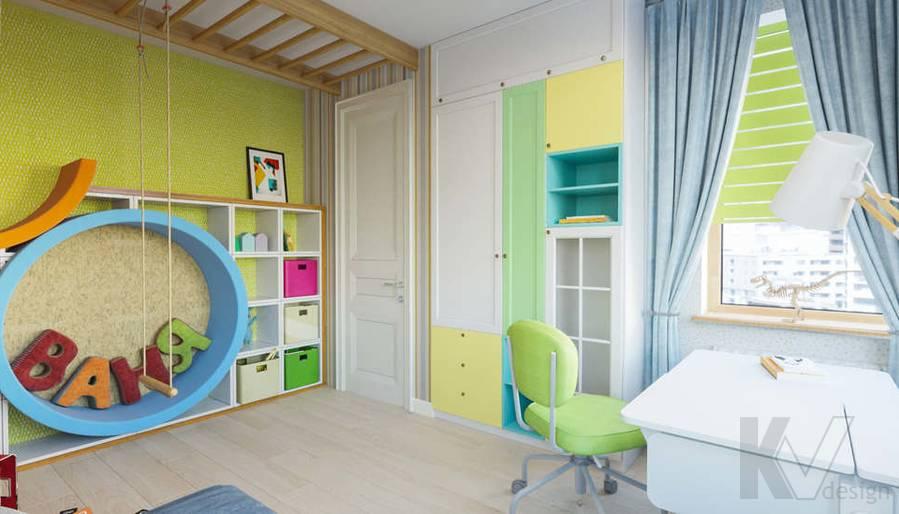 Ванная комната в квартире в ЖК Union Park - 3