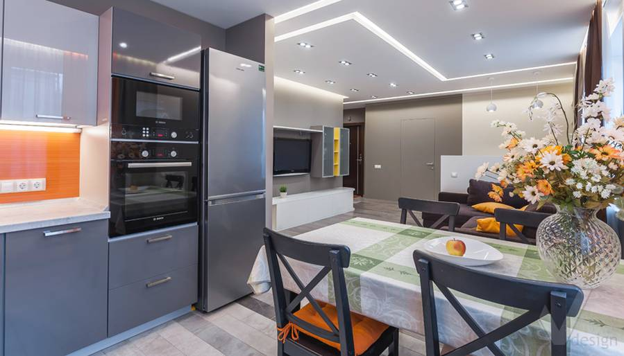 Фото кухни на проспекте Вернадского - 4