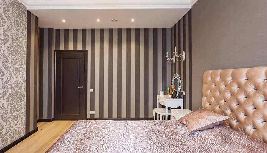 """Фотография спальни в 2-комнатной квартире, ЖК """"Авеню 77"""" - 3"""
