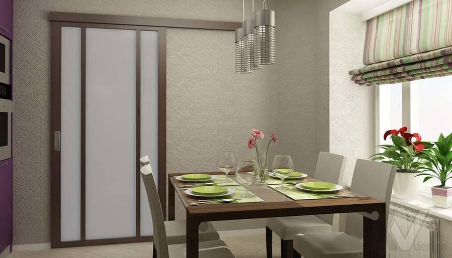 Дизайн двухкомнатной квартиры, Развилка, кухня - 3