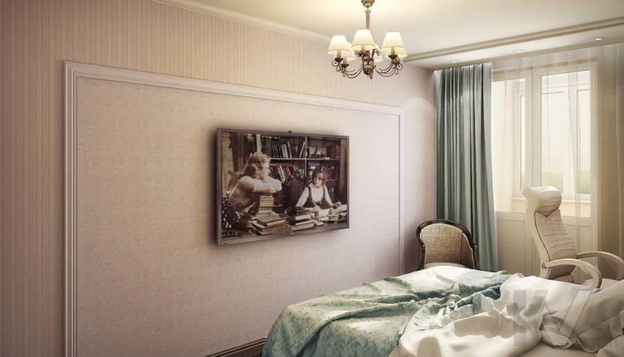 дизайн спальни, Одинцово - 3