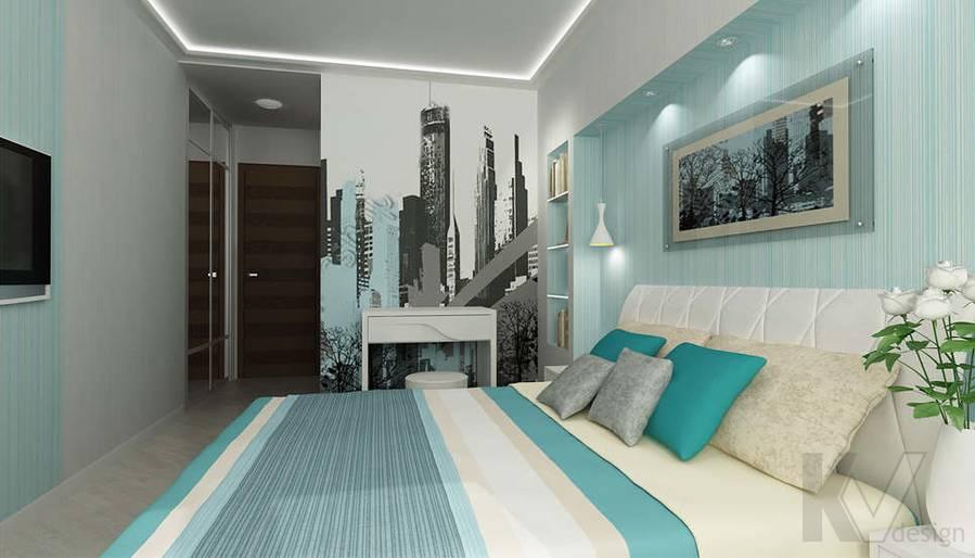 Дизайн спальни - 5, Солнцево Парк