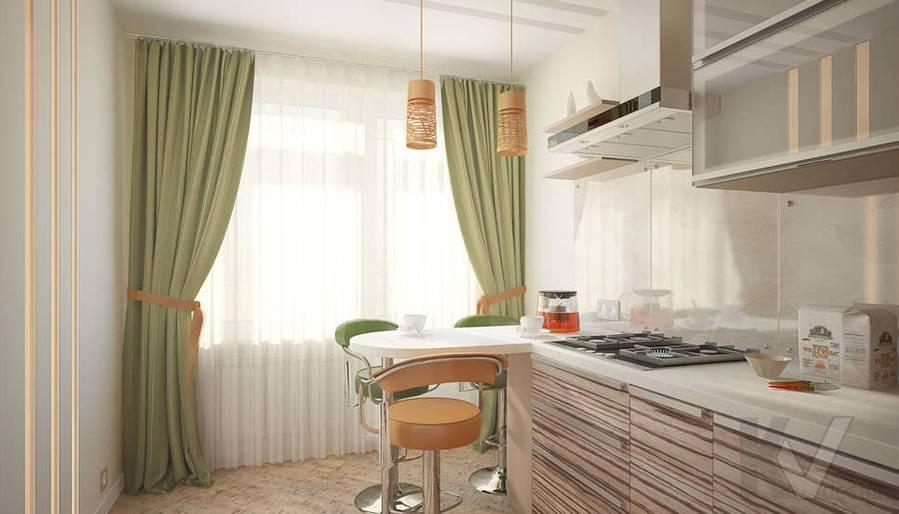 Дизайн квартиры-студии, Коломенская - 7