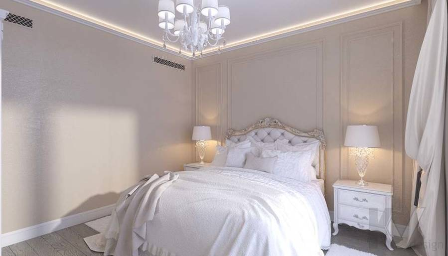 Дизайн гостевой комнаты в доме, КП «Парк Авеню» - 2