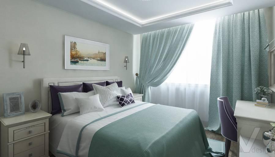 Спальня комната в 4-комнатной квартире, Реутов - 1