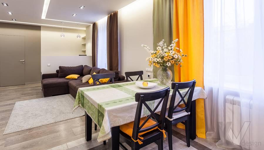 Фото гостиной на проспекте Вернадского - 7