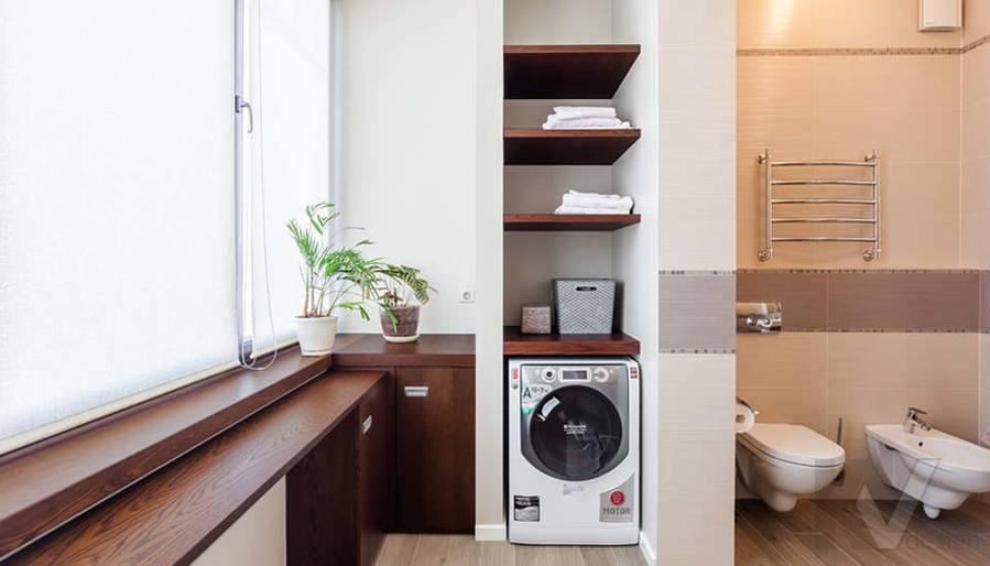 Фото хозяйской ванной комнаты в таунхаусе Павлово - 2