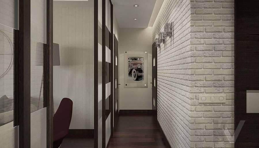 Дизайн интерьера гостиной, Подольск
